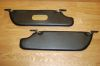 Sunvisors (Pair) Fiat 124 Spider ('66-'85) and Fiat Dino Spider ('66-'73)