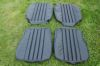Front Seat Covers (2 Seats) Mercedes 230/250/280 SL (W113) '63-'71