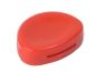 Knob for Climate Controls Porsche 914 '69-'76 in Red