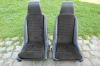 Front Seat Restoration Kit (2 Seats) Porsche 914 '69-'76