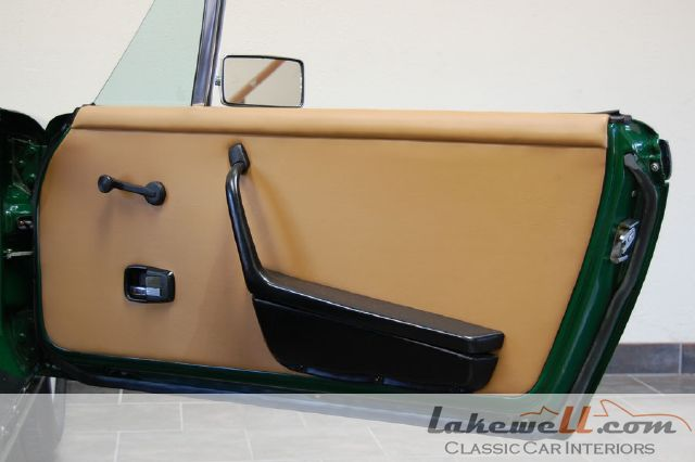 Door Panels Pair Porsche 914 69 76 914 Porsche