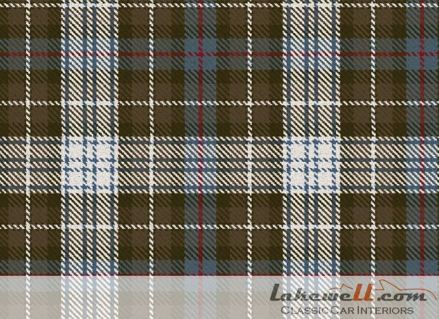 "Car Care Center >> Porsche ""Tartan"" fabrics 