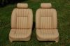 Front Seat Restoration Kit (2 Seats) Jaguar XJ S1-S2 68-79