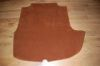 Trunk carpet set Jaguar MK2 / Daimler 250 saloon 64-69