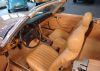 Interior carpet set Mercedes 280/ 350/ 450 SL (R107) '74-'85