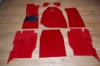 Full carpet set Rover P5 '58-'73