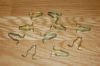 Spring retainer clips 5mm (per set of 10)