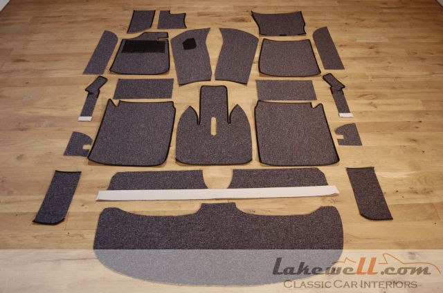 Interior Carpet Set Bmw 2500 2800 3 0 Cs 68 75 E9 Models Bmw