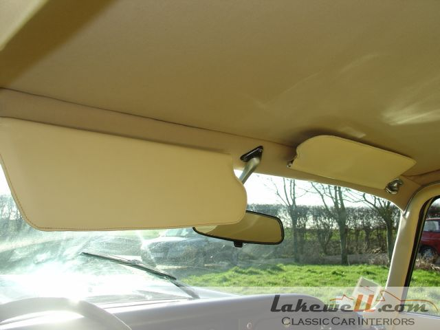 Headliner Jaguar Xke E Type S1 And S2 Coupe 61 71
