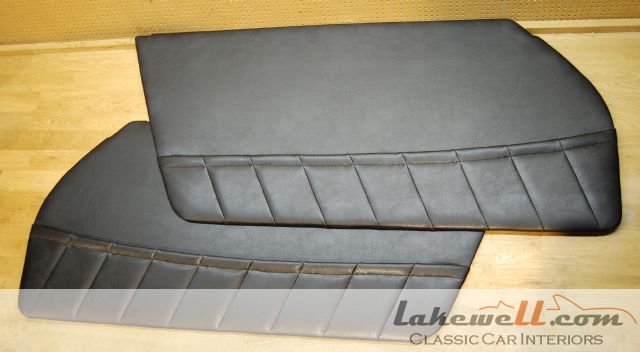 Door Panels Pair Porsche 912 64 67 912 Porsche