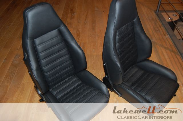 Sport Seat Restoration Kit 2 Seats Porsche 911 74 84